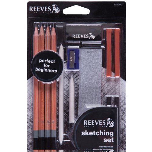 reeves drawing and sketching set - 9