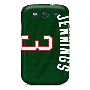 For Galaxy Cases, High Quality Milwaukee Bucks For Galaxy S3 Covers Cases