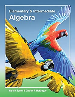 Intermediate algebra mark turner and charles p mckeague elementary intermediate algebra with access code fandeluxe Images