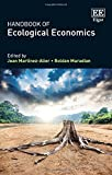 img - for Handbook of Ecological Economics by Joan Martinez-Alier (2015-09-25) book / textbook / text book