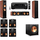 Klipsch RP-280F Tower Speakers CH-7.1-Denon AVR-X4300H