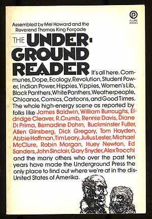 The Underground Reader, Howard, Mel, editor