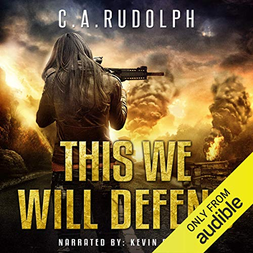 This We Will Defend: The Continuing Story of a Family's Survival: Book Two of the What's Left of My World ()