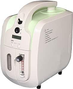 FACTO Concentrador de oxígeno, 1-5L/min, máquina de oxígeno ...