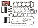 2000 nissan altima head gasket - Evergreen HSHB3015 Cylinder Head Gasket Set Head Bolt