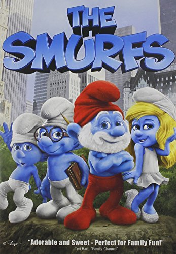 Price comparison product image Play and Watch Smurfs with Yoshi Stylus - Nintendo DS