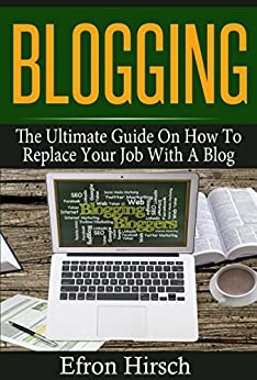 Blogging Ultimate Replace Profit Beginners ebook product image