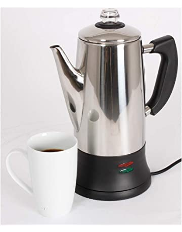 Amazoncouk Percolators Coffee Tea Espresso Home
