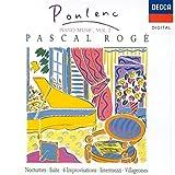 Poulenc: Piano Music / Nocturnes 1-8 / 6 Improvisations