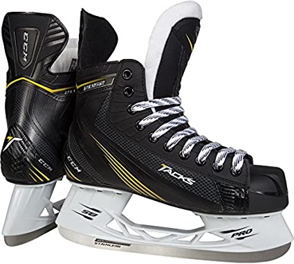 5bff76f5c26 Amazon.com   CCM Tacks 2052 Junior Ice Hockey Skates