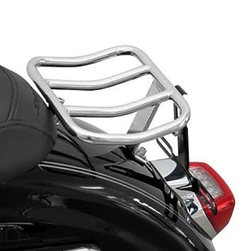 Parrilla trasera Fehling rear rack Harley Davidson Sportster ...