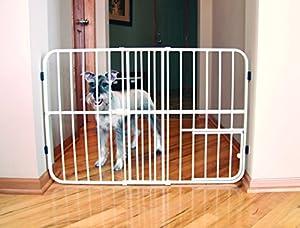 Amazon Com Carlson Tuffy Metal Expandable Pet Gate