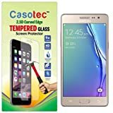 Casotec 2.5D Curved Edge Tempered Glass Screen Protector for Samsung Z3