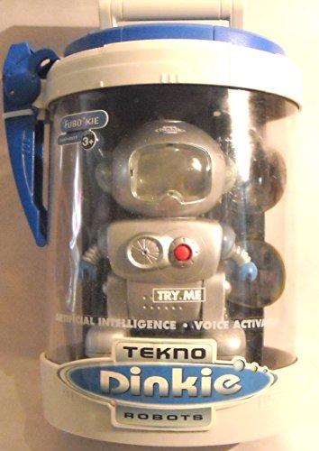 tekno dinkie robot - 2