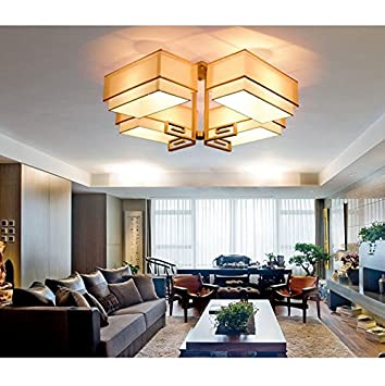Chinese style living room ceiling Minimalist ceiling Lighting Minimalist Ceiling Light New Chinese Style Oriental Classical Living Room Bedroom Restaurant Hotel Amazoncom Amazoncom ceiling Lighting Minimalist Ceiling Light New Chinese