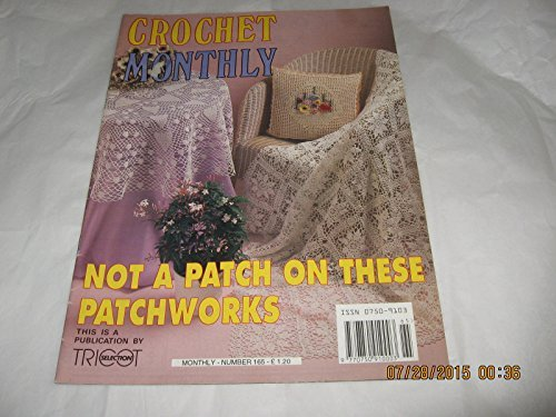 Crochet Monthly Number 165 1993 -