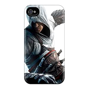 Protection Case For Iphone 4/4s / Case Cover For Iphone(assassins Creed Ii)