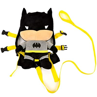 KidsEmbrace Batman 2-in-1 Child Safety Harness and Travel Buddy : Baby