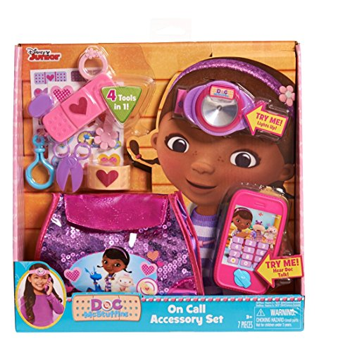 Call Accessories (Doc McStuffins On Call Accessory Set (Discontinued by manufacturer))