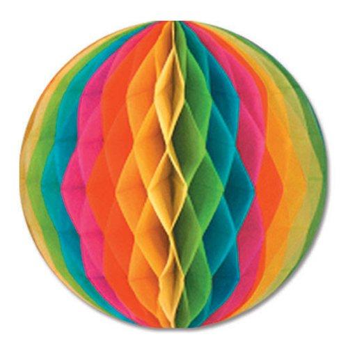 Pkgd Tissue Ball (multi-color) Party Accessory  (1 count) (1/Pkg)