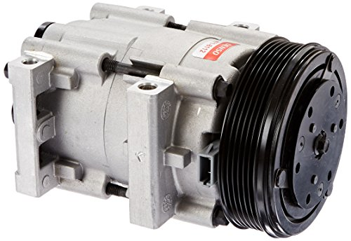 Denso 471-8112 New Compressor with Clutch