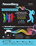 The Noodley Flashing LED Light Gloves Kids Toys & Gift Toy