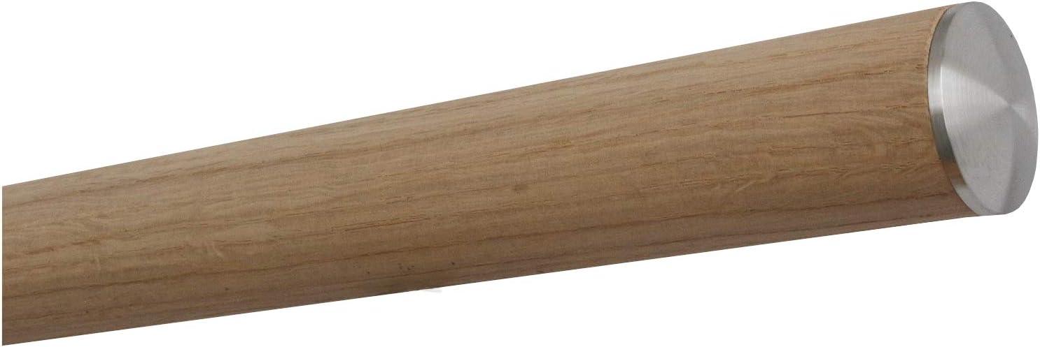 passende Handlaufhalter Modell S Edelstahl