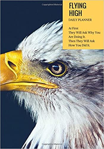 Eagle Planner and Journal