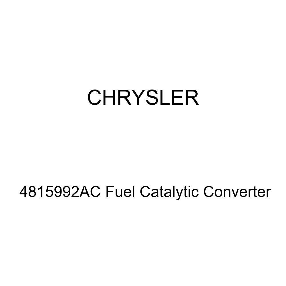 Genuine Chrysler 4815992AC Fuel Catalytic Converter