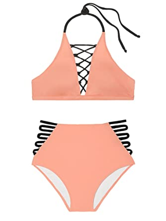 d3dd611e16b Image Unavailable. Image not available for. Color  Victoria s Secret Pink  Swim ...