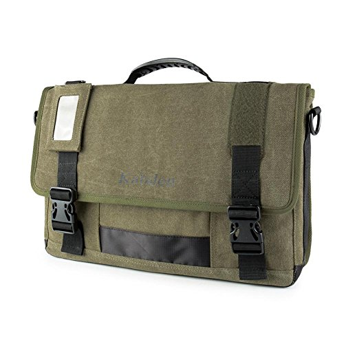Widewing Fasion 2016 Crossbody Canvas Hanbag Bag Shoulder Messenger Greed Multilayer Men BBaHxnwOgP