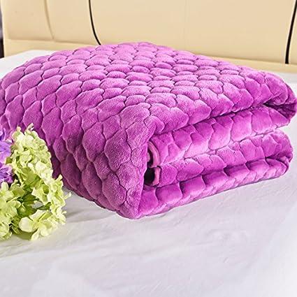 Znzbzt Ley de caliente, colchón de lana es doble albergue cálido invierno colchones, mantas