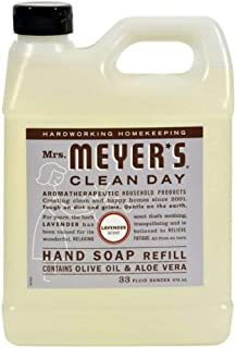 product image for Mrs. Meyers Clean Day Hand Soap Refill, Lavender 33 oz (Pack of 3)