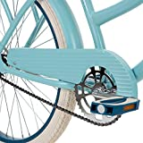 "Huffy 24"" Nel Lusso Girls' Cruiser Bike, Blue Satin"