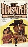 Texas Trackdown, J. R. Roberts, 0441309674