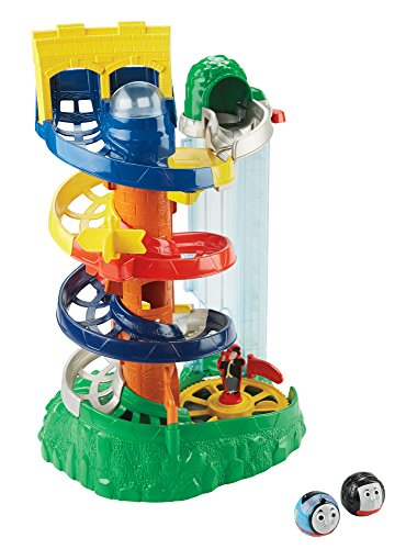 Thomas & Friends Fisher-Price My First, Rail Rollers Spiral Station