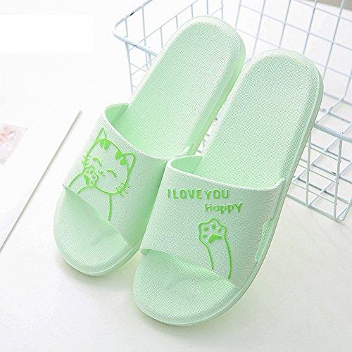 salle Chaussures 3 8 for Chaussons 5 l'été de plage de women 1 l'eau antidérapant de Chaussons de de pour Sandales Femme douche bain NACOLA us7 5 xCUOq1wYq