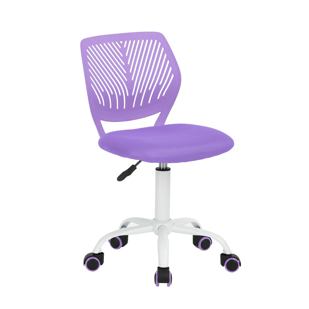 Ihouse Kids Ergonomically Office/Task/Swivel Computer Task Chair (Purple)