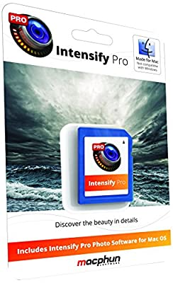 Intensify Pro Photo Editing Software for Mac, Photoshop, Lightroom and Aperture