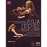 JULIA FISCHER - VIOLIN CONCERTO NO.3.PIANO