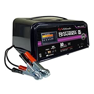 Schumacher SE-70MA 10 Amp Fully Automatic Deep-Cycle Charger