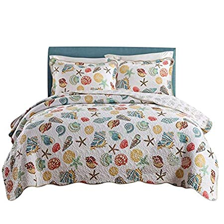 51nYCqv1s1L._SS450_ Seashell Bedding and Comforter Sets