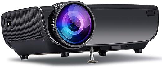 NCBH Proyector inalámbrico, HD 1080P Teléfono Inteligente WiFi ...