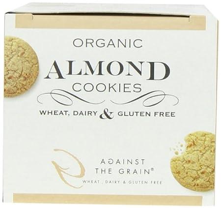 (Paquete de 12 galletas de almendras orgánicas en inglés: Amazon.es: Alimentación y bebidas