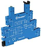 Finder 93.01.7.024 DIN-Rail screw terminal (Box Clamp) Socket for 34 Series relay