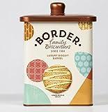 Border Biscuits Luxury Biscuit Barrel 600g