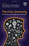 """Ellen Hazelkorn, """"The Civic University: The Policy and Leadership Challenges"""" (Edward Elgar, 2016)"""