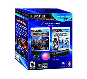 PS3 Sports Champ Deadmund Quest Move SW Bundle - Bundle Edition