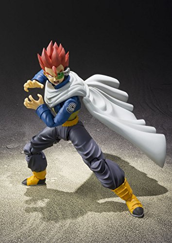 "Bandai Tamashii Nations S.H. Figuarts Time Patroler ""DRAGON Ball: Xenoverse"" Action Figure"