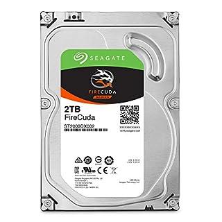 Seagate Firecuda 2TB 3.5-Inch SATA 6Gb/s 64MB Cache Internal Hard Drive (ST2000DX002) (B01IEKG2HM) | Amazon price tracker / tracking, Amazon price history charts, Amazon price watches, Amazon price drop alerts